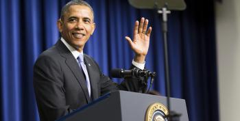 Smoking Pot No More Dangerous Than Drinking: Obama
