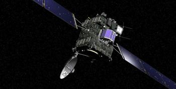 Comet-chasing Probe To Be Roused From Sleep