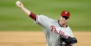 Halladay Retires A Blue Jay After Signing One-day Contract