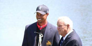 Arnold Palmer's Masters Record Is Safe From TigerWoods