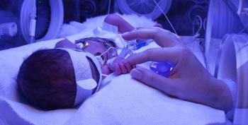 Someone To Watch Over Me: NICU Cameras Let Parents See Preemies