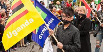 Uganda Leader Says Gays 'Sick', But Blocks Controversial Law