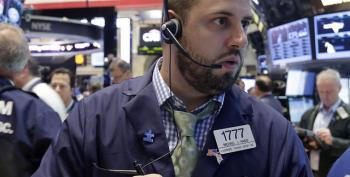 Dow, S&P 500 Close At New Record Highs