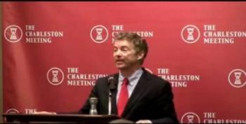 Rand Paul: 'They're Coming After Your Doughnuts!'