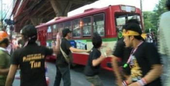 Thai Political Protests Turn Violent, One Dead