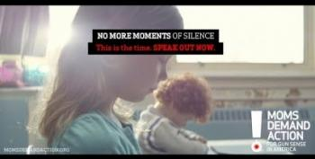 'Moms Demand Action' Launches Campaign Against Gun Violence