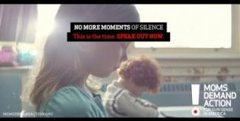 'Moms Demand Action' Launches Campaign Against Gun Violence