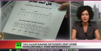 Gitmo Inmates 'Involuntarily' Released To Algeria