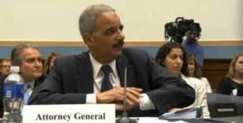 Holder Versus Gohmert: 'You Don't Want To Go There, Buddy'