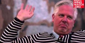 Glenn Beck Says His God Prophecy Is Coming True
