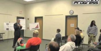 Rep. Dennis Ross Tells Low-Income Constituent He Won't Support Raising Minimum Wage