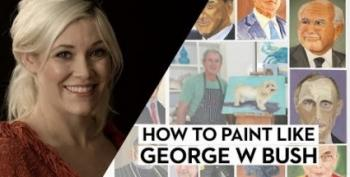 Open Thread - How To Paint Like G.W.B.!