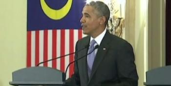 """President Obama On Donald Sterling: 'Incredibly Offensive Racist Statements"""""""