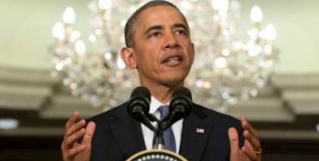 Obama Slams DC Press Over Their Lust For War