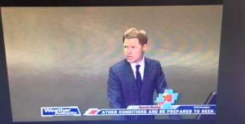 Tupelo TV Station Evacuates During Tornado Broadcast
