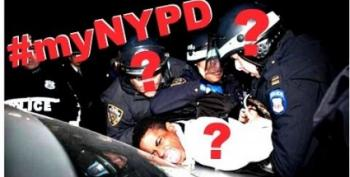 NYPD Twitter Fail - #myNYPD