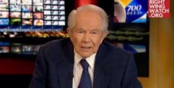 Extremist Pat Robertson Decries 'Radicals On The Right'