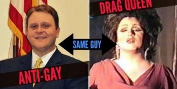 Anti-Gay Drag Queen Runs For Senate!