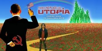 Right Wing Film 'Utopia' Is An Unintended Farce