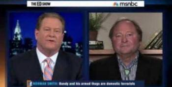 On MSNBC, Schultz And Schweitzer Raise Concerns About Direction Of Western 'Revolt'