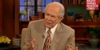 Pat Robertson: To Love The Gays, You Must Hate The Gays
