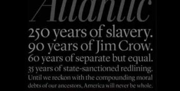 Writer Ta-Nahesi Coates Makes The Controversial Case For Reparations