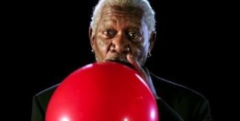 Open Thread - Morgan Freeman On Helium