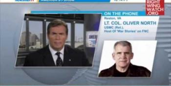 Oliver North Accuses Obama Of Paying Ransom To Terrorists With Bergdahl Release
