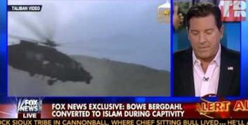 Oh Noes! Fox Cites Secret Documents Showing Bergdahl Converted To Islam