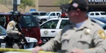 Las Vegas Shooting Spree: Two Cops, One Bystander, Two Suspects Dead