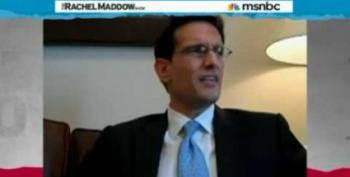 Open Thread - Cantor Lost?  CMON!
