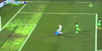 Nigeria 1:0 Bosnia-Herzegovina: How Bad Was The Officiating?