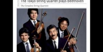 C&L's Late Nite Music Club With The Tokyo String Quartet