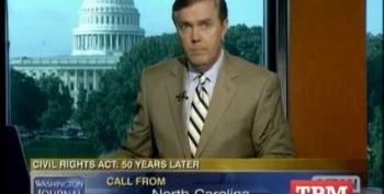 Bigots Troll C-Span On Civil Rights Act Anniversary Because Liberty!