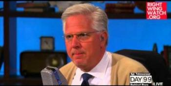 Glenn Beck Tells His Audience: God Told Me You Will Save The World