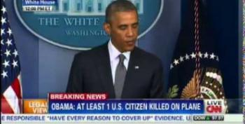 Obama: Separatists Could Not Have Shot Down Plane 'Without Russian Support'
