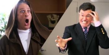 Open Thread - Use The Force, Jon Stewart!