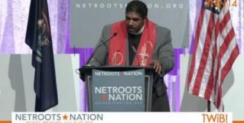 Snakes And Ladders At Netroots Nation