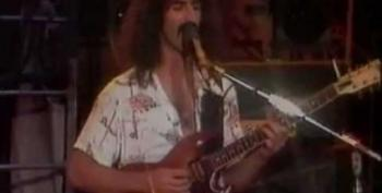 C&L's Late Nite Music Club With Frank Zappa