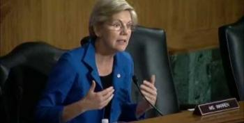Elizabeth Warren Grills Banker Over Cruel Student Loan Policies (Video)