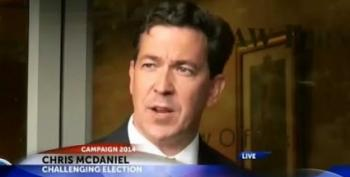 Chris McDaniel Demands Mississippi Declare Him Runoff Winner