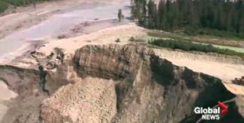 Massive Mining Dam Disaster In Canada: 'Like The Exxon Valdez'