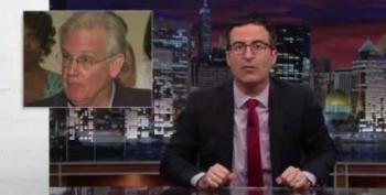 John Oliver Takes On Paternalism, Militarization In Ferguson