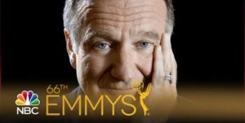 Watch: Billy Crystal's Moving Tribute To Robin Williams At The Emmys