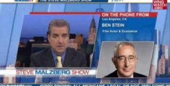 Ben Stein: Michael Brown Was 'Armed With His Incredibly Strong, Scary Self'