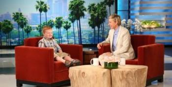 Open Thread - The Apparently Kid On Ellen