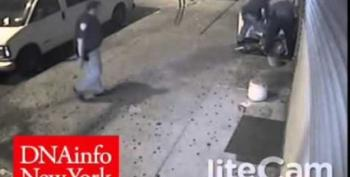 Video: Brooklyn Cops Pistol-Whip Kid After He's Down