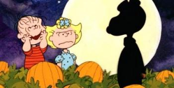 Open Thread:  RiffTrax Does The Great Pumpkin