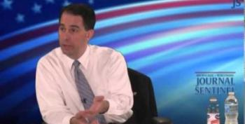 Scott Walker: Minimum Wage 'Doesn't Serve A Purpose'