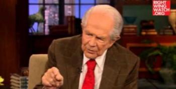Pat Robertson Claims He Has Powers To Raise The Dead